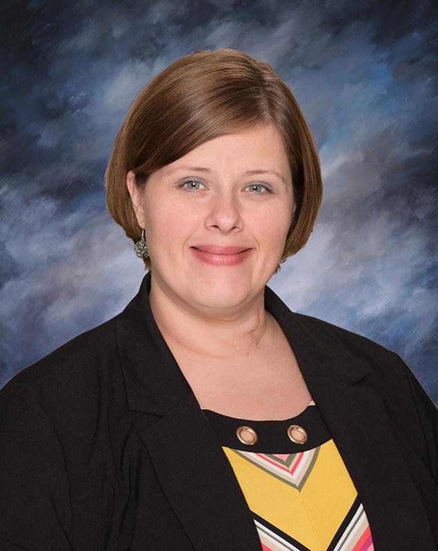 picture: Karen E. Gianino, Funding Coordinator