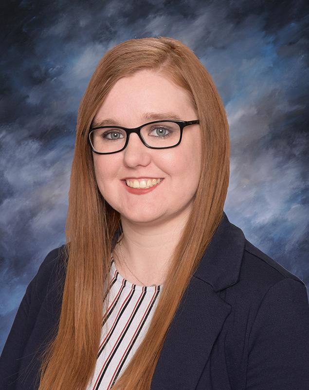 picture: Megan M. Matejcic, Funding Coordinator